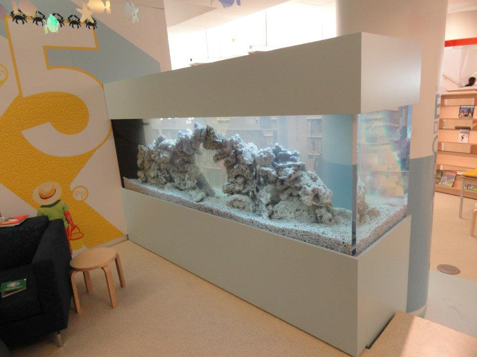 Custom Aquarium Design & Installation – New York, Connecticut, New Jersey