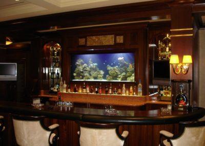 Custom Residential Aquarium