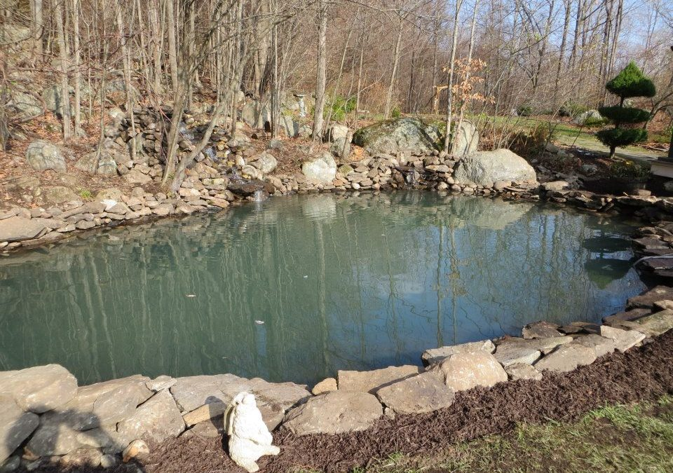 Patterson, NY | Outdoor Ponds | Water Features | Koi Ponds | Water Fountains
